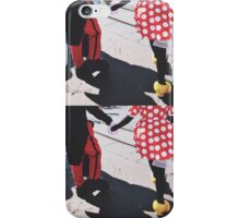 Mickey Mouse And Minnine Mouse iPhone Case/Skin