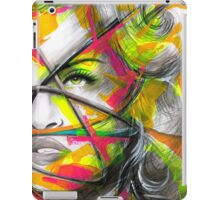 MADONNA REBEL HEART Original Ink & Acrylic Painting iPad Case/Skin