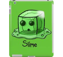 Slime Minecraft iPad Case/Skin