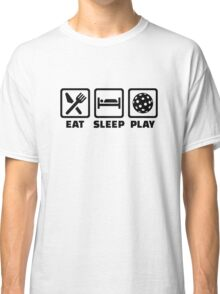 Eat Sleep Play Floorball Classic T-Shirt