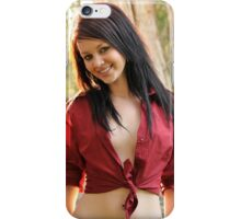 Tara 10008 iPhone Case/Skin