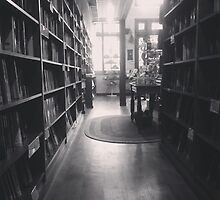 The Dusty Bookstore. by CodyMertens