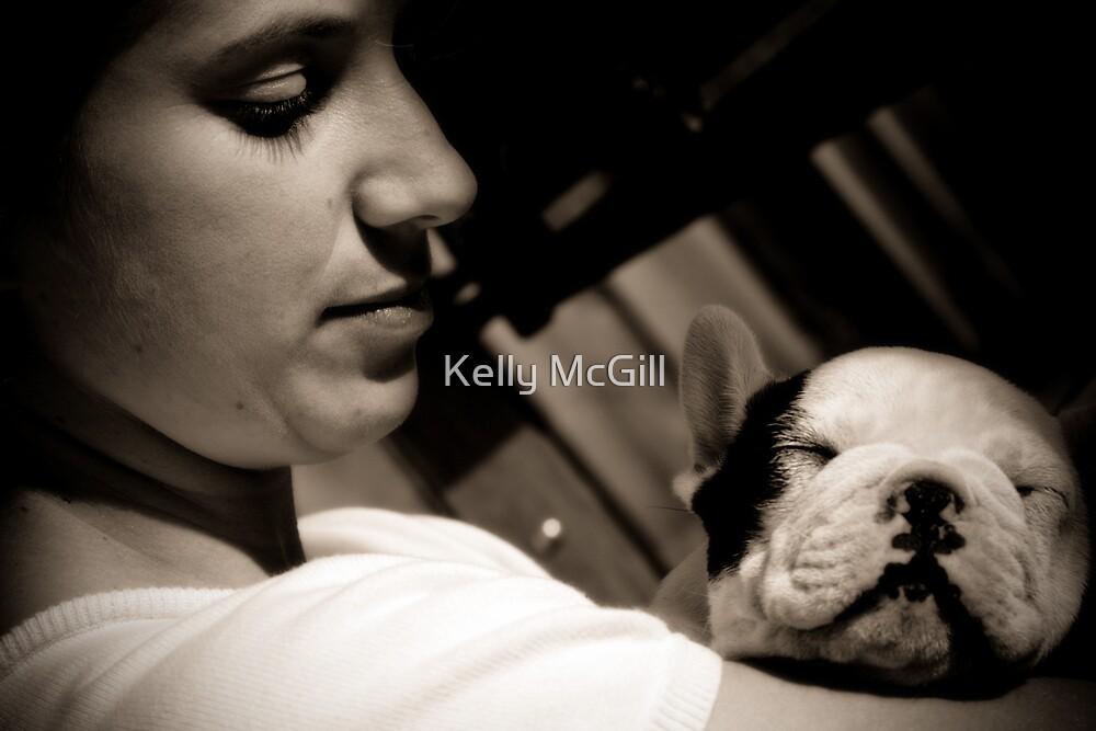 Kate & Lola by Kelly McGill