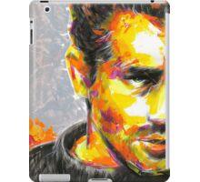 JAMES DEAN Original Ink & Acrylic Painting iPad Case/Skin