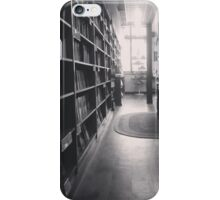 The Dusty Bookstore. iPhone Case/Skin
