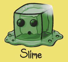 Slime Minecraft One Piece - Short Sleeve