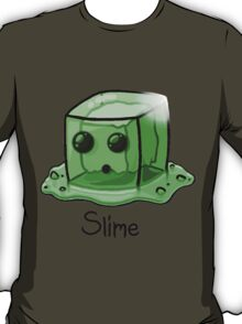 Slime Minecraft T-Shirt