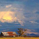 Storm Clouds by Floyd Hopper