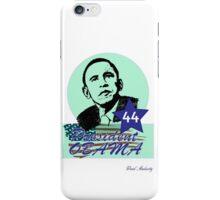 44 OBAMA FLAG DESIGN iPhone Case/Skin