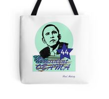 44 OBAMA FLAG DESIGN Tote Bag