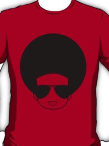 Afro (black) T-Shirt