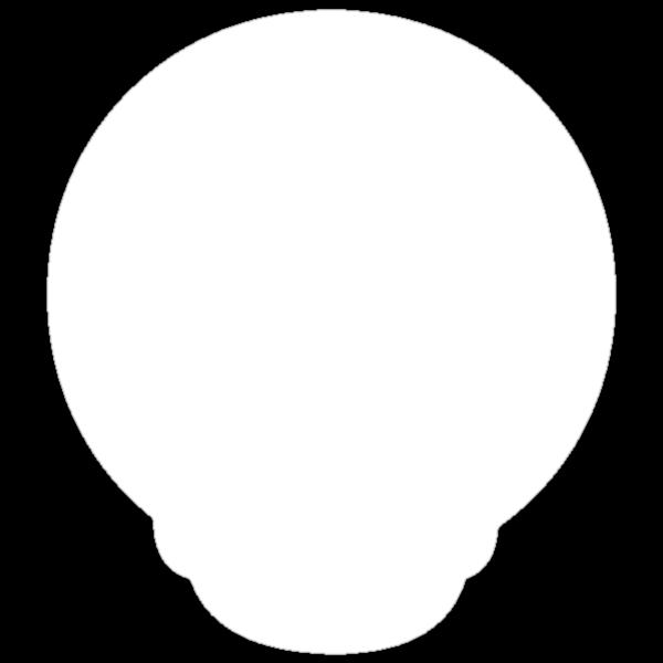 Afro smile (white) by SvenS