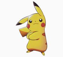 Pikachu  by SilverHyozanryu