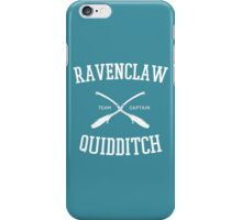 Hogwarts Quidditch Team: Ravenclaw  iPhone Case/Skin