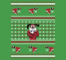 Festive Duck Hunt Sweater T-Shirt
