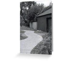 Historic Pathway Greeting Card