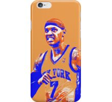 CARMELO NEW DESIGN iPhone Case/Skin