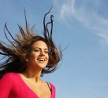 HAIR RAISING. by Michelle Dry
