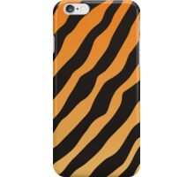 tiger texture iPhone Case/Skin