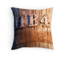HB 47 Throw Pillow