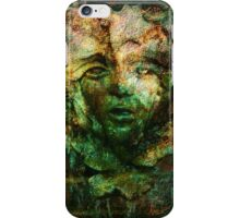 Rusty Face fountain iPhone Case/Skin