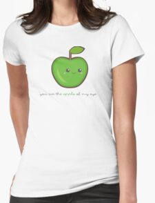 Fruit Puns - You are the apple of my eye T-Shirt