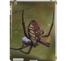 I'm a huge Monster  Spider!  Bwah, hah, ha! iPad Case/Skin