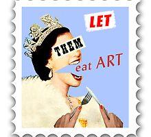 Let Them Eat Art by LetThemEatArt