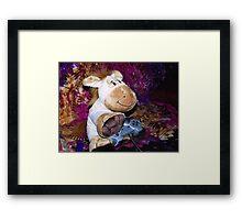 Richard the Donkey - Gamer Framed Print