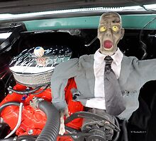 Zombies are not carburetors!  by Barberelli