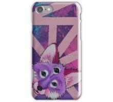 Doubtful Fox iPhone Case/Skin