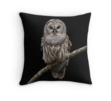 Owl! Throw Pillow