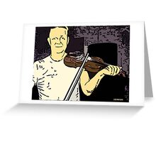 Makin' Music Greeting Card
