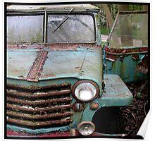 Range Rust Poster
