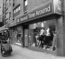 New York Street Photography by Frank Romeo