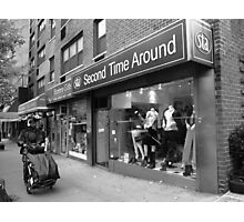 New York Street Photography Photographic Print