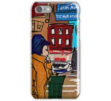 6th Americas iPhone Case/Skin
