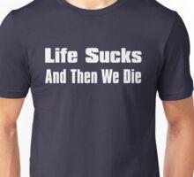 A Bit of Optimism #4 (Large Text) Unisex T-Shirt