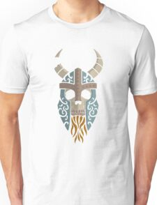 Old Bones- Draugr (colour) Unisex T-Shirt