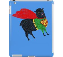Superhero  Sheep iPad Case/Skin