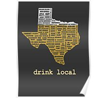 Drink Local (TX) Poster