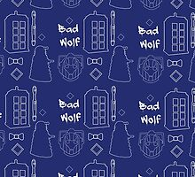 Dr Who Pattern by beeshop