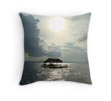 Albuera Sunset Throw Pillow
