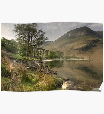 Buttermere South Bank Poster