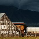 Dr. Pierce's Remedy Barn by Ryan Houston