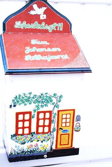 postbox by Anisha Aiyappa