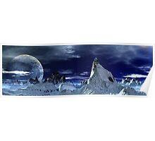 Ice World - Winter Poster