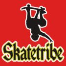 Skatetribe - Invert and Black Text by reflector