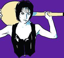 Joan Jett by Rich Anderson