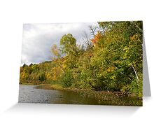 Lakeside Colours Greeting Card